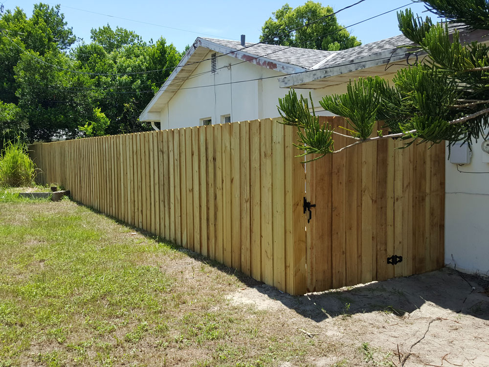 Residential Fence Fencers Welding Clearwater Fl